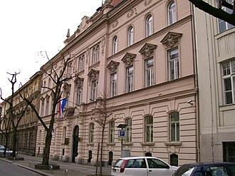State's Attorney Office of the Republic of Croatia - DORH headquarters in Zagreb