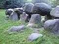 Zicht op hunebed D18,--Archeoregio 1 - Rolde - 20425889 - RCE.jpg