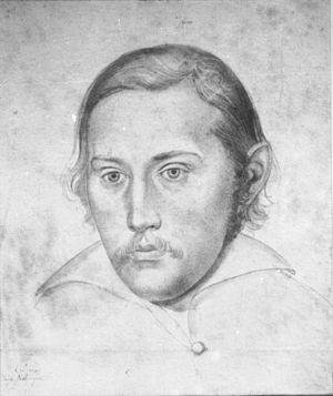 Carl Oesterley - Carl Oesterley, by Adolf Zimmermann