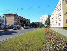 Улица Зины Портновой