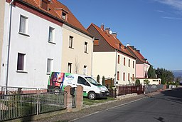 Rudolf-Breitscheid-Straße in Rackwitz