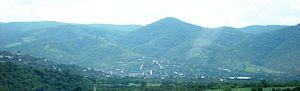 Sierra Madre del Sur - Image: Zumpango del Río Panoramica