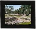 """Bartow Mansion,"" International Garden Club, 895 Shore Bay Road, Pelham Bay Park, Bronx, New York. Terrace garden LCCN2008675742.jpg"