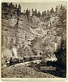 """Giant Bluff."" Elk Canyon on Black Hills and Ft. P. R.R. LCCN99613829.jpg"