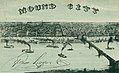 """""""Mound City."""" (View of St. Louis from the east).jpg"""