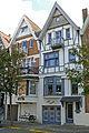 """""""Villa Bagatelle"""" en """"Mon Repos"""", samenstel van twee rijhuizen, Poststraat 12,14,16, Duinbergen (Knokke-Heist).JPG"""