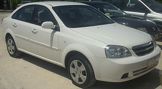 Daewoo Lacetti - Chevrolet Optra (Mexico)