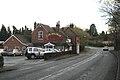 'The Railway', Grange Road B93 - geograph.org.uk - 2187918.jpg