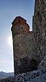 Église Notre-Dame-des-Anges de Collioure - Clocher depuis NE.jpg