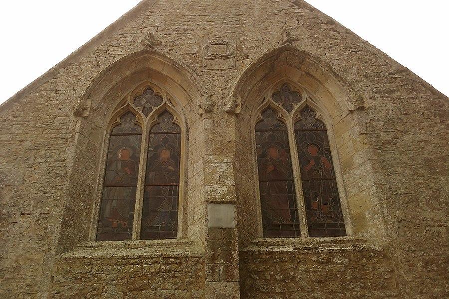 Église Saint-Georges d'fr:Étienville  (13e siècle; 14e siècle; 18e siècle)
