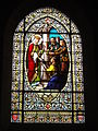 Église Saint-Jean-Baptiste de Saint-Jean-d'Angély, vitrail 07.JPG