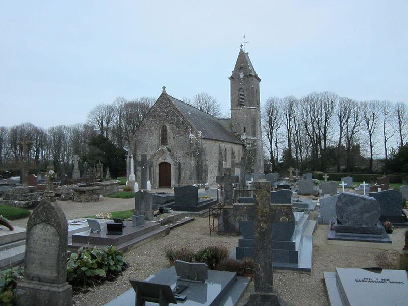 Église Saint-Pierre d'fr:Aumeville-Lestre