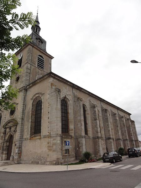 Église Saint-Pierre de Rosières-aux-Salines