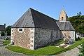 Église Saint-Pierre des Loges-sur-Brécey. Vue nord-est.jpg