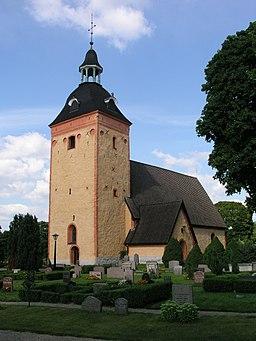 Ösmo kirke.