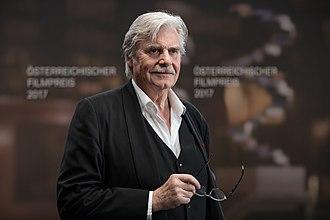 Peter Simonischek - Simonischek in 2017