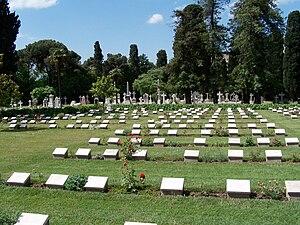 Haydarpaşa Cemetery - Military graves