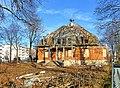 Łódź, ul. Zgierska 213, Willa Langego - rekonstrukcja - panoramio.jpg