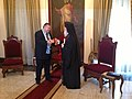 Επίσκεψη Αντιπροέδρου της Κυβέρνησης και ΥΠΕΞ Ευ. Βενιζέλου στην Αίγυπτο (9686524342).jpg