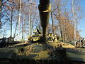 Архангелский музей Танк Т80.JPG