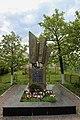 Братська могила 3 рад.воїнів, що загинули у 1943р IMG 5907.jpg