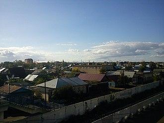 Orenburg Oblast - Image: Бузулук panoramio (14)