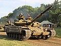 В районі АТО на одному з полігонів Донеччини відбулись змагання на кращий танковий екіпаж (cropped).jpg