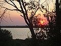 Евпатория. Оз.Мойнаки на закате (1) - panoramio.jpg