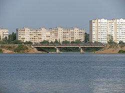 Skyline of Konakovo