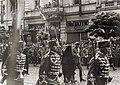 Князь Кирил з вдовою брата, царицею Іоанной на похоронах загиблого царя Бориса..jpg