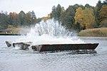 Курсанти-інженери облаштували 120-метрову мостову переправу (29927755064).jpg