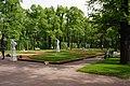 Летний сад. Французский партер. 2012 г..JPG