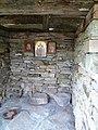 """Новият параклис """"Св.Николай Чудотворец"""",на мястото на изгорелия - panoramio.jpg"""