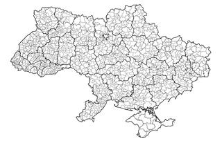 United territorial communities of Ukraine