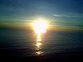 Острів Зміїний, сонце встає.jpg