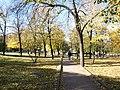 Парк перед институтом культуры - panoramio.jpg