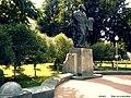 Помнік Кірыле Тураўскаму ... The monument to Kirilla Turovsky - panoramio.jpg