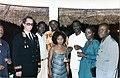 Посол СССР в Бенине В.И.Агапов с группой бенинских студентов.jpg