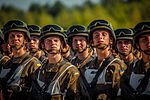 Підготовка Нацгвардії до військового параду на честь Дня Незалежності України 1283 (20494363661).jpg