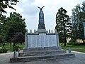 Споменик Првом светском рату у Ћуприји.JPG