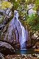 Споменик природе Кањон ријеке Дубоке - водопад Скакавац 2.jpg