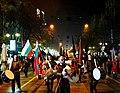 """Сцена от ежегодното шествие """"Български марш"""" 27 ноември 2012 г..jpg"""