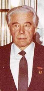 Pyotr Abrassimov Soviet war hero and politician
