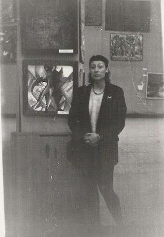 Julia Dolgorukova - Julia Dolgorukova, Moscow Manege