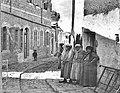 זקנות צפת ברחוב חתם סופר בעיר העתיקה, 1949.jpg