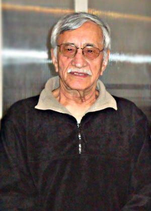 Mujawar Ahmad Zyar - Image: مجاور احمد زيار