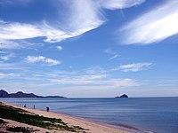 ชายหาดหว้ากอ จ.ประจวบคีรีขันธ์ , Wah Kor Beach - panoramio.jpg
