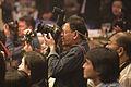 นายกรัฐมนตรี เป็นประธานพิธีและมอบรางวัลภาพข่าวสื่อมวลช - Flickr - Abhisit Vejjajiva (6).jpg