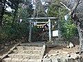 一盃森 登り口 Entrance of Mt. Ippai-mori - panoramio.jpg