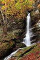 不動滝(秩父)~紅葉 - Fudo-daki falls in Chichibu - panoramio (1).jpg